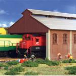 1517 - Depósito de Locomotivas
