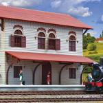 1519 - Estação de Passageiros