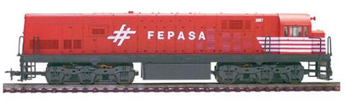<h3>3006 - FEPASA</h3>