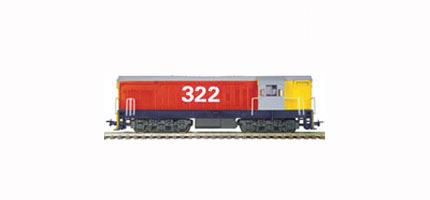 <h3>3101 - NEW ZEALAND RAILWAYS (FASE II)</h3>
