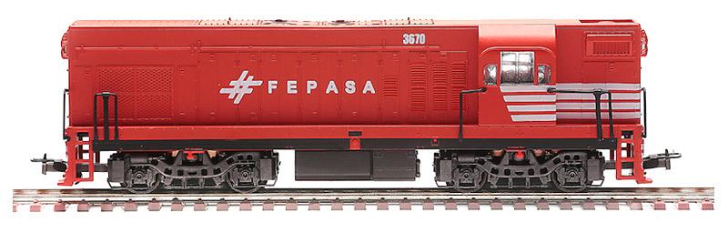 <h3>3002 - FEPASA (FASE II)</h3>