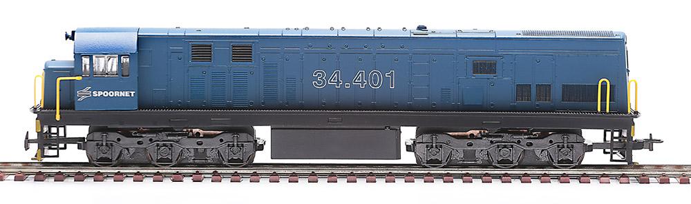<h3>3160 - SOUTH AFRICAN RAILWAYS</h3>