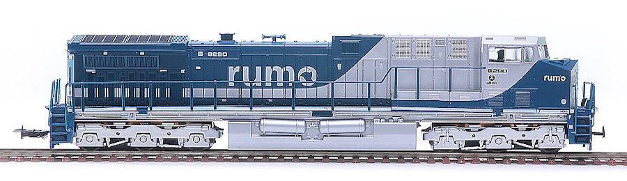 <h3>3073 - RUMO - Fase II</h3>