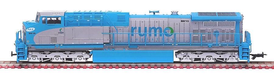 <h3>3076 - RUMO - Fase I</h3>