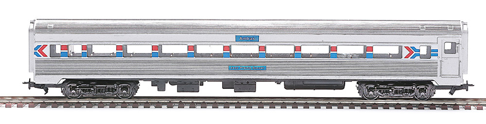 <h3><strong>2511 - Carro 1ª classe AMTRAK</strong><br>2501 - Carro 1ª classe RFFSA<br>2541 - Carro 1ª classe PENNSYLVANIA<br>2561 - Carro 1ª classe FERROCARRILES ARGENTINOS<br>2571 - Carro 1ª classe SANTA FE</h3>